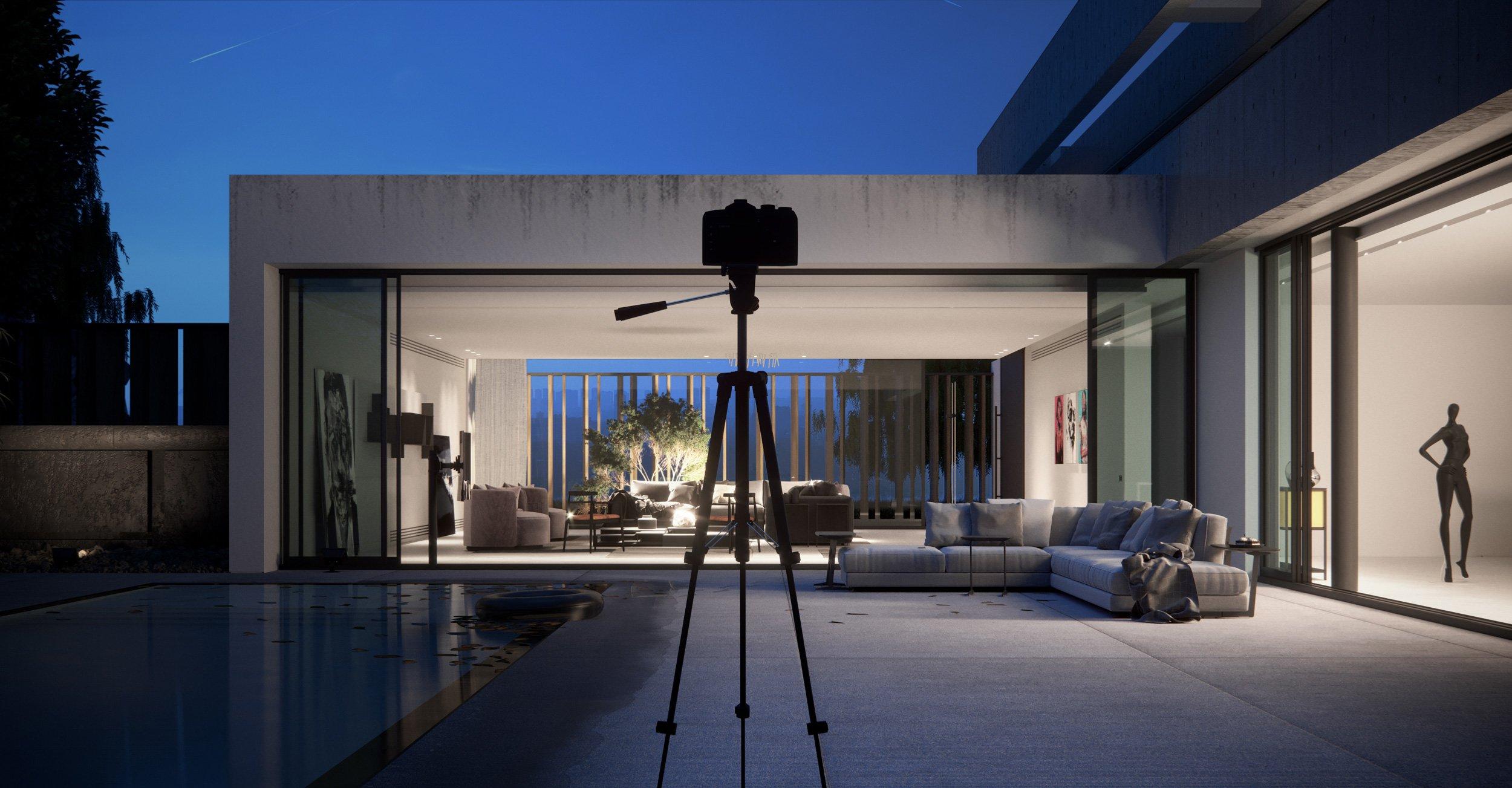 Interior Design CGI